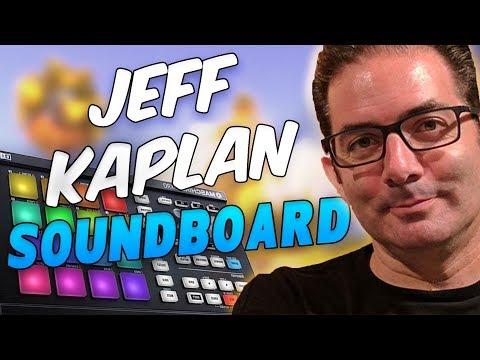 Jeff Kaplan Soundboard in Overwatch Competitive! (Overwatch Trolling)