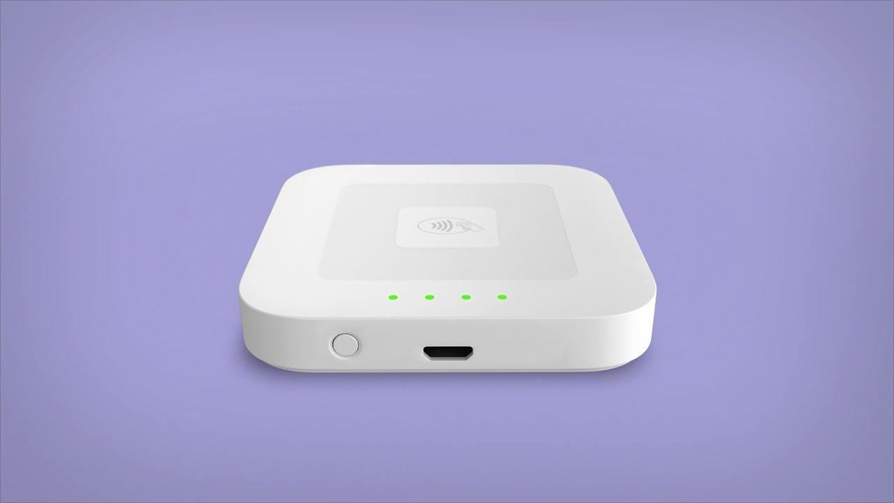 Square Contactless And Chip Reader In The U S Getting