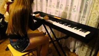 мурка на пианино