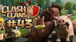 CLASH OF CLANS #43 - LARS HAT ETWAS NACHGELASSEN ★ Let's Play Clash of Clans