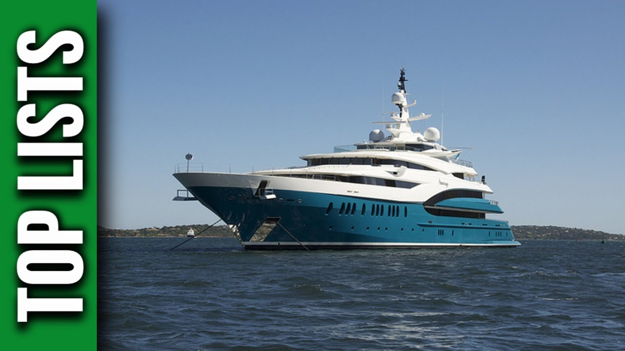 top 10 largest yachts