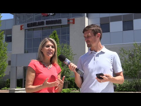 Will the Browns' offense come together by the opener? Hey, Mary Kay! (video)