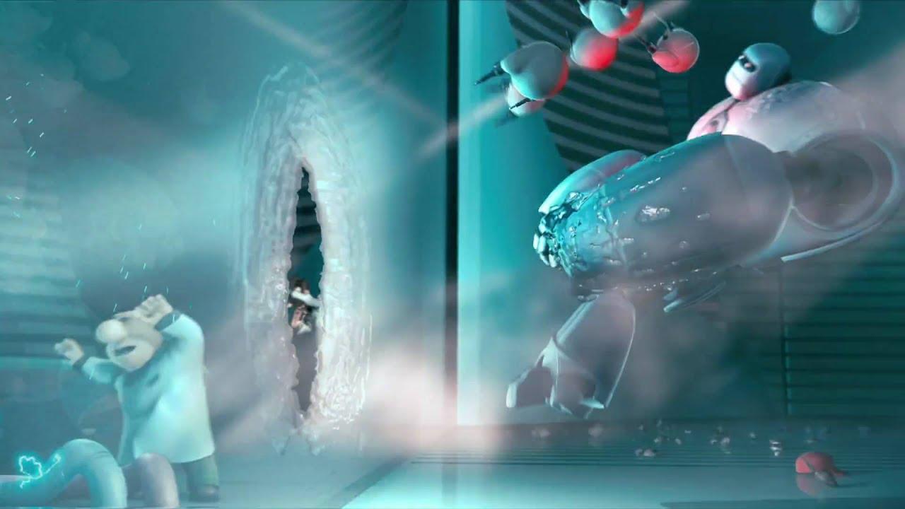 Astro Boy (2009 movie) - second teaser trailer (HD 1080p)