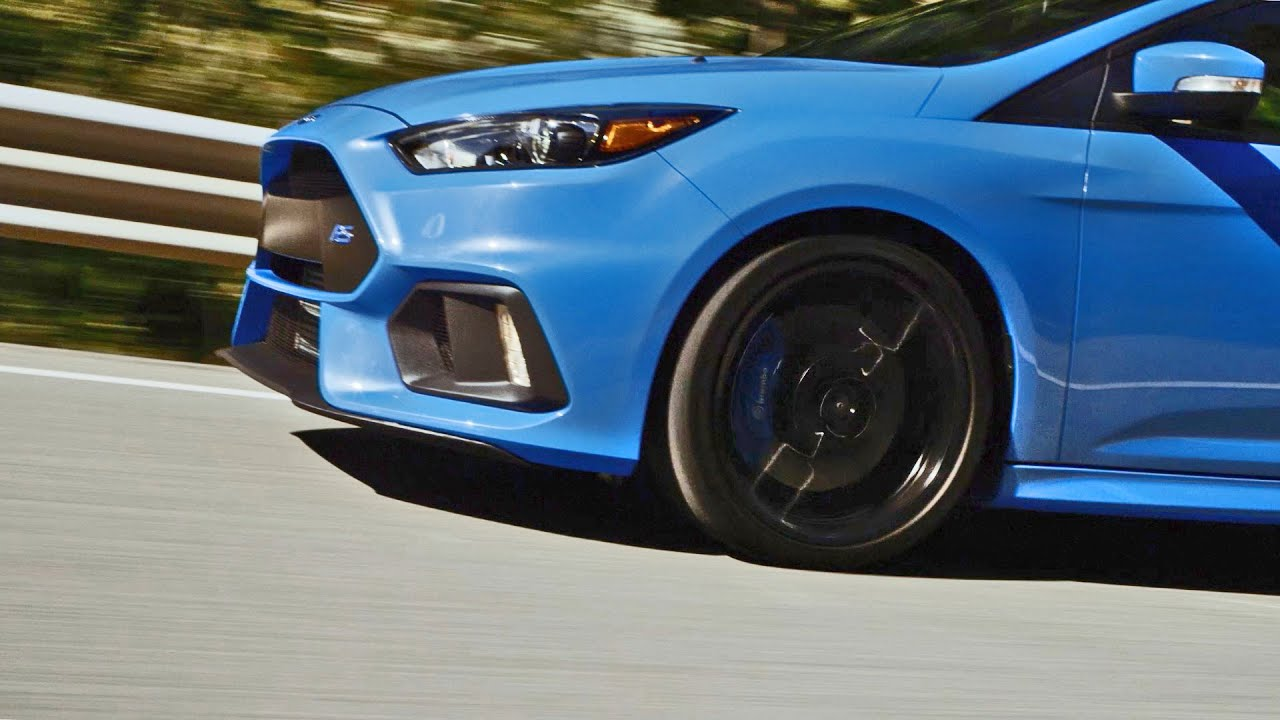 2016 ford focus rs running footage youtube. Black Bedroom Furniture Sets. Home Design Ideas