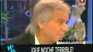 Beto Casella ubicó a Yanina Latorre
