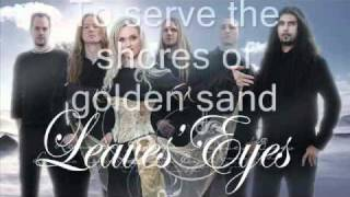 Watch Leaves Eyes Farewell Proud Men video