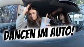 DANCEN IM NEUEN AUTO! | AnKat