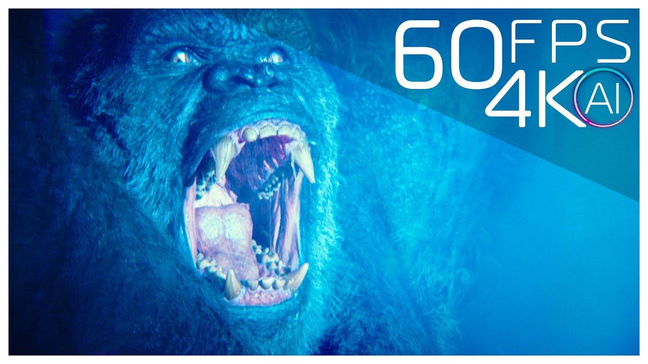 Download GODZILLA VS KONG Trailer (4K ULTRA HD 60FPS) NEW 2021