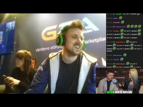 Forsen Reacts To I&39;m Just A Memer