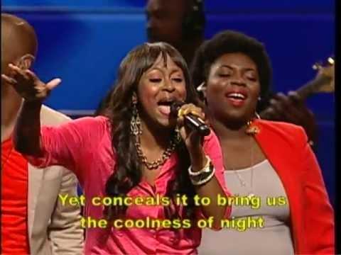 Korin Deanna sings Chris Tomlin's Indescribable
