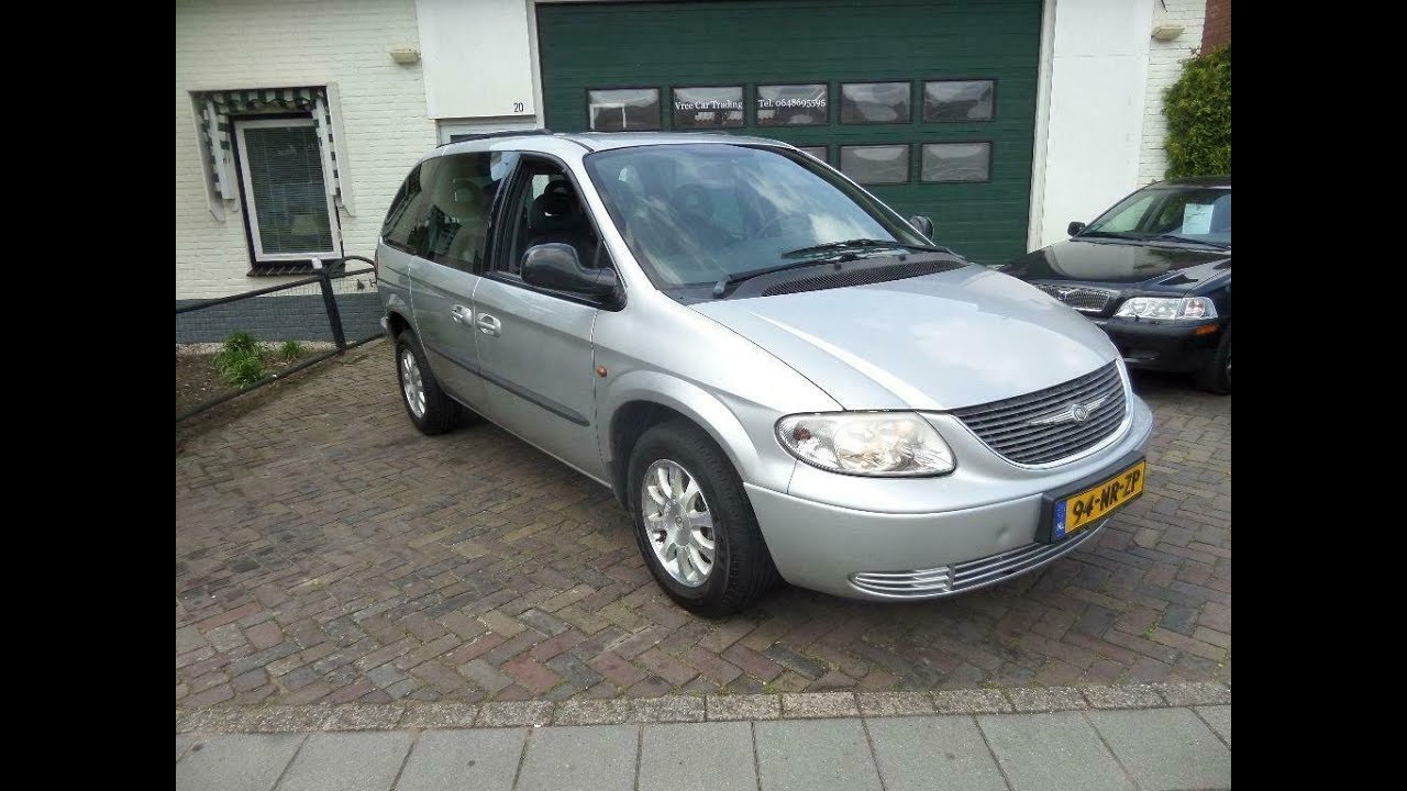 Vree Car Trading Chrysler Voyager 24 I Verkocht Youtube