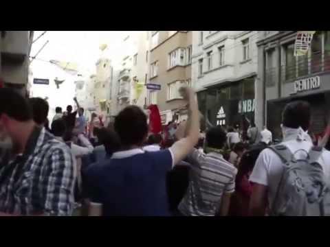 DirenGeziParki - Everyday I'm Çapuling / Biz Çapulculara...