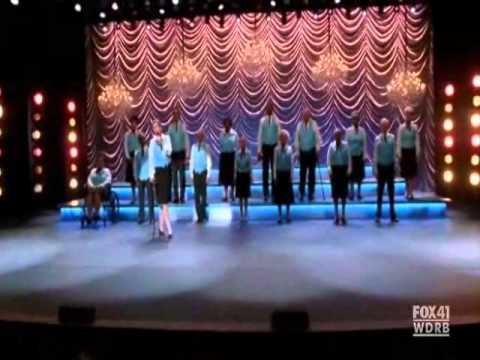 Glee The living years HQ