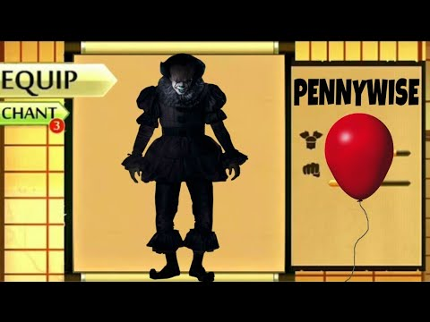Shadow Fight 2 New Pennywise the Dancing Clown and Bodyguards