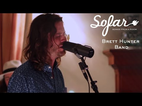 Brett Hunter Band - Life Is Only Beautiful With You   Sofar San Francisco