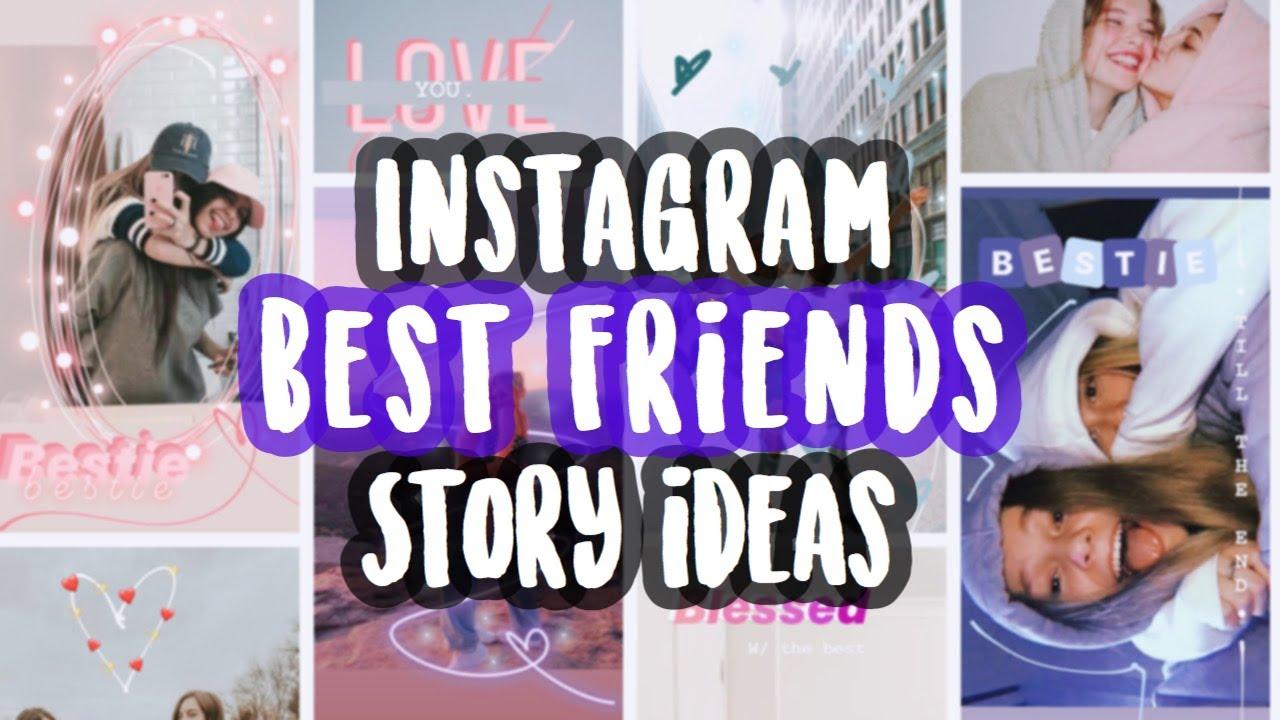 Instagram Story Ideas For Best Friends   PART 20   YouTube