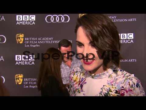 INTERVIEW - Michelle Dockery on being a part of the after...