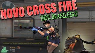 NOVO CROSS FIRE 100% BRASILEIRO | CROSS FIRE TITAN