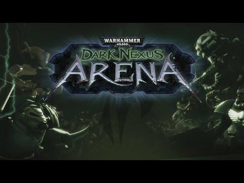Warhammer 40,000: Dark Nexus Arena - Тизер