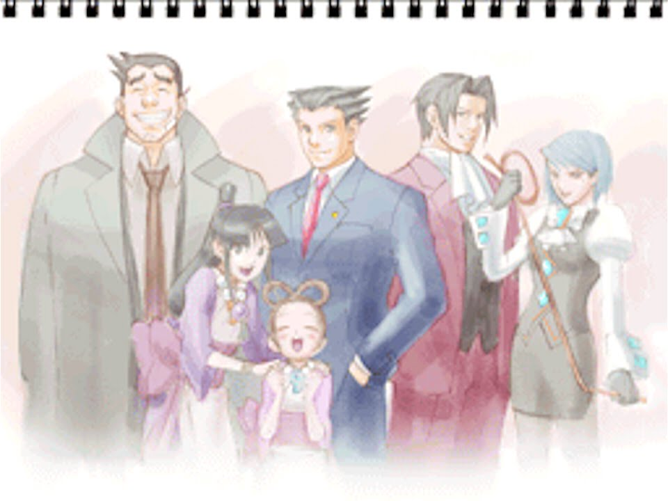 phoenix wright trials and tribulations ending relationship