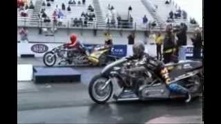 bad dragbike crashes