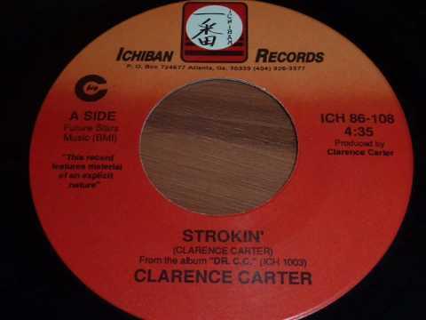 Clarence Carter - Strokin' 45rpm