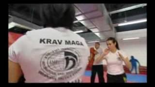 Krav Maga Training Academy (ikmf) - Television Interview Brisbane Australia