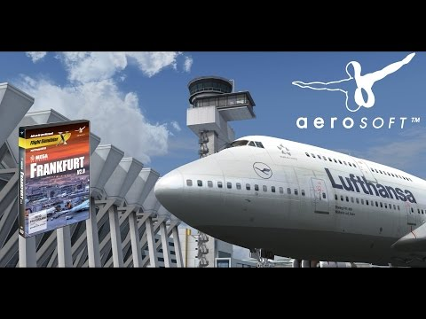 Aerosoft Frankfurt Airport V2 - Official Video