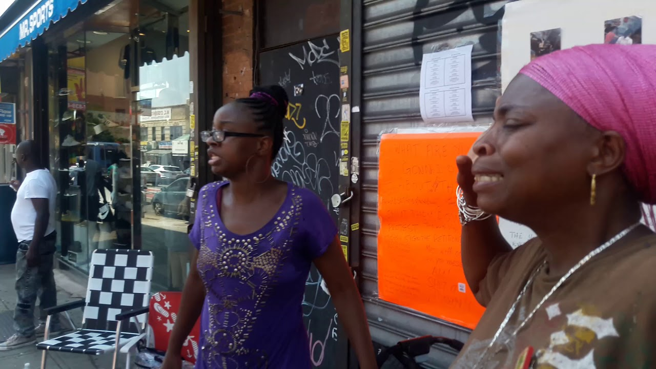 the boycott of the happy red apple salon day 4 sister isha breaks down the next move for the protest