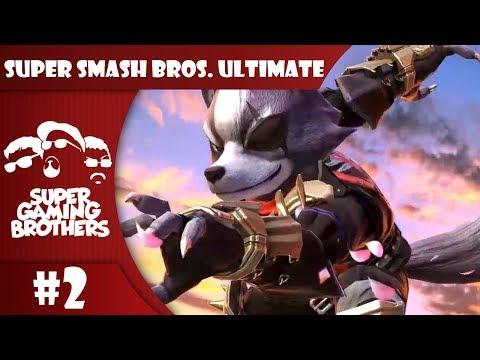 SGB Play: Super Smash Bros. Ultimate - Part 2
