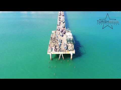 """TMP - Filmando en El Salvador @ """"El Malecón"""", Puerto de La Libertad (4K)"""
