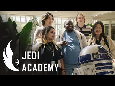 Join the Force: Jedi Academy 2021