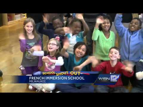 12/9 Shout Out: Mademoiselle Prosper, Milwaukee French Immersion School