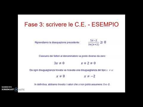 Equazioni Irrazionali : Spiegazione e Primi Esempi from YouTube · Duration:  10 minutes 33 seconds