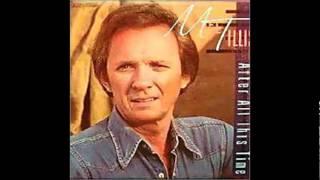 Mel Tillis - A Cowboy