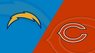 Bears Vs Chargers Week 8 Game Highlights NFL 2019