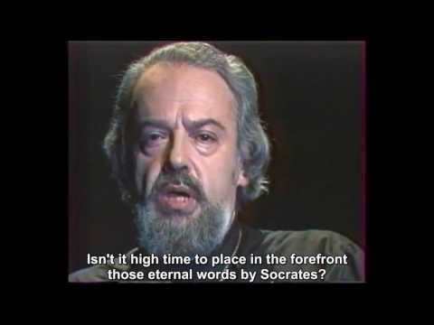 Eternal questions. Alexander Men 1988