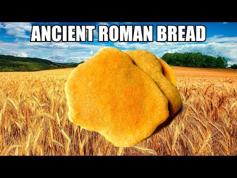 How To Make Ancient Roman Bread