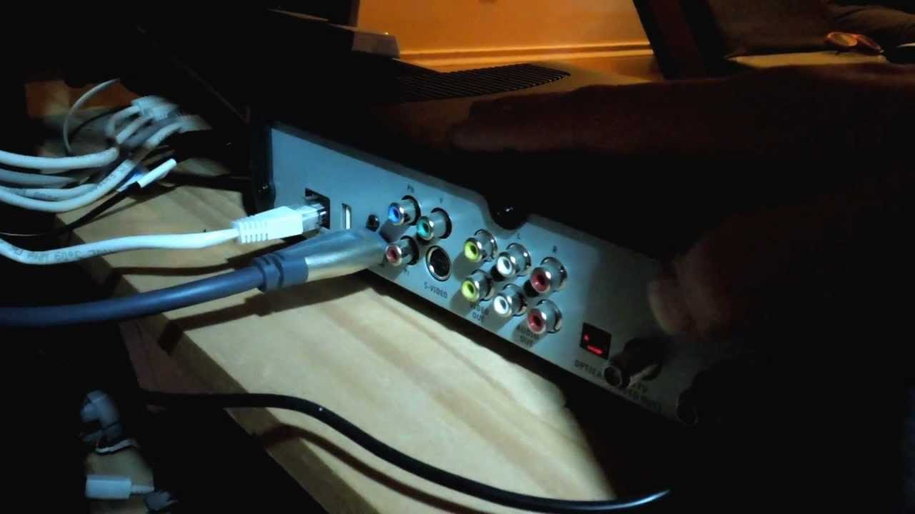 cisco cable box trick cis 430 - YouTube