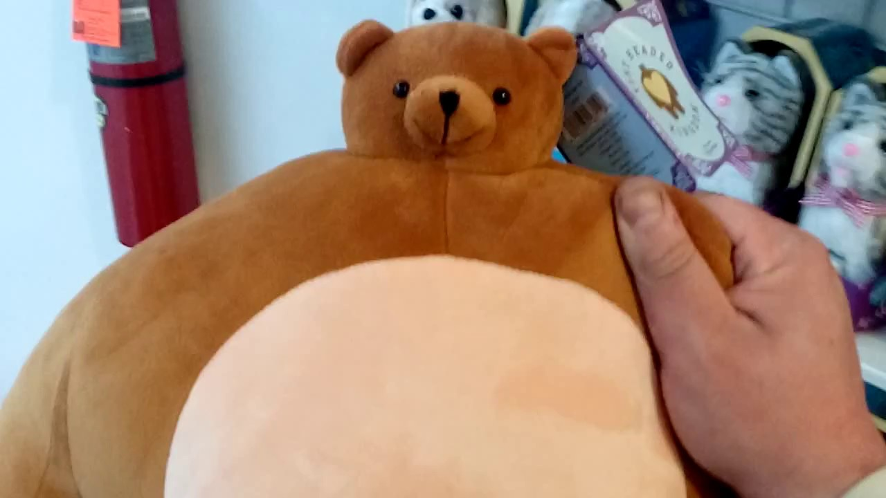 Giant Teddy Bear With A Small Head For Sale In Go Toys And Games