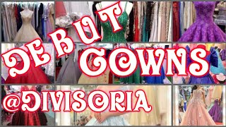 Debut Gown @ Divisoria