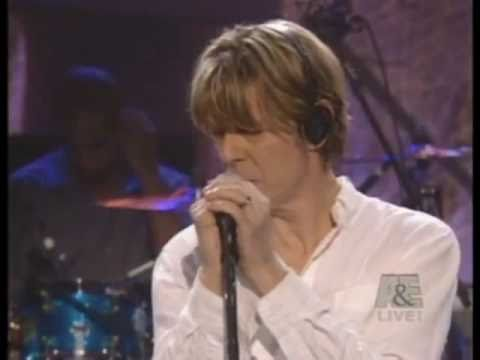 David Bowie - I'M AFRAID OF AMERICANS  - Live By Request 2002 - HQ