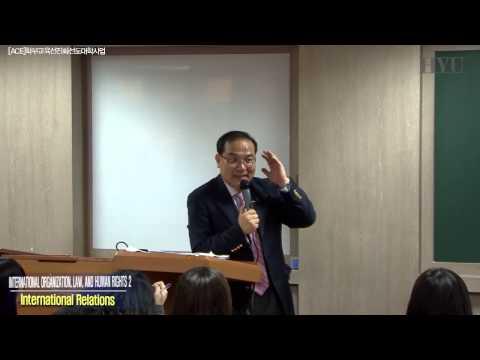 국제정치 10강 ch. 7 INTERNATIONAL ORGANIZATION, LAW, AND HUMAN RIGHTS