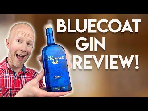 Bluecoat Gin Review!