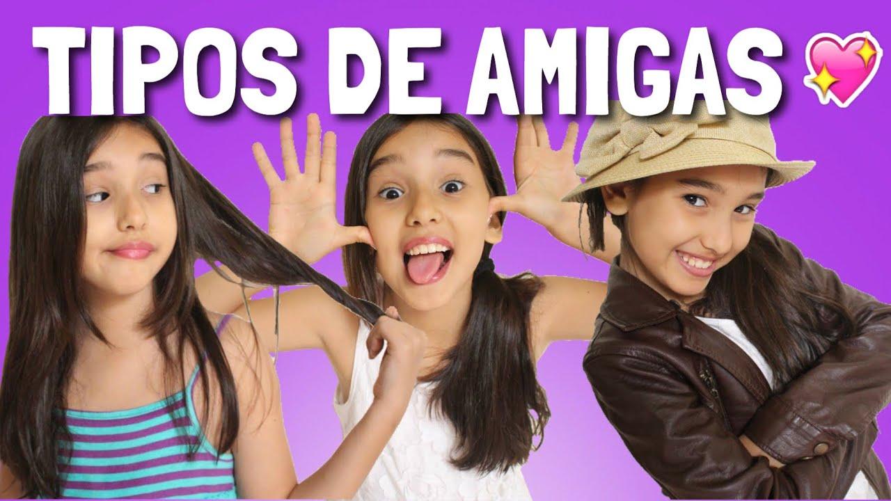 TIPOS DE AMIGAS/OS
