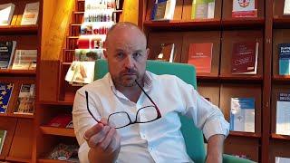 Alejandro Ruiz sobre la relación de Cs con el PP en C-LM