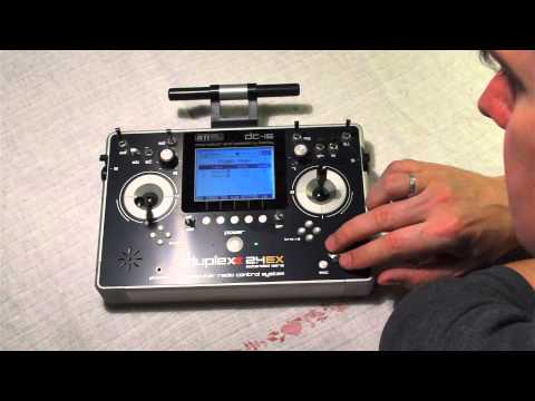 JETI DC-16 - New Super RC Transmitter - The Introduction/preview