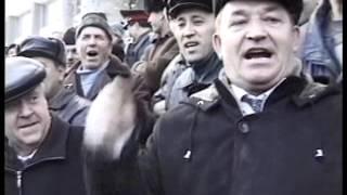 Митинг в Павлодаре в поддержку Жакиянова