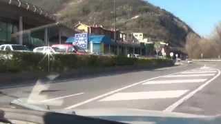 Vigano San Martino Martina Casazza Brione Spinone al Lago Endine Ranzanico SS42 Italia 8.4.2015