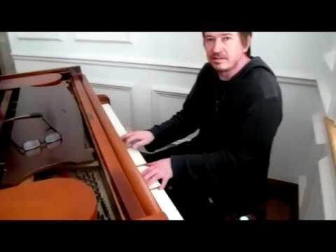 alan wilder , piano